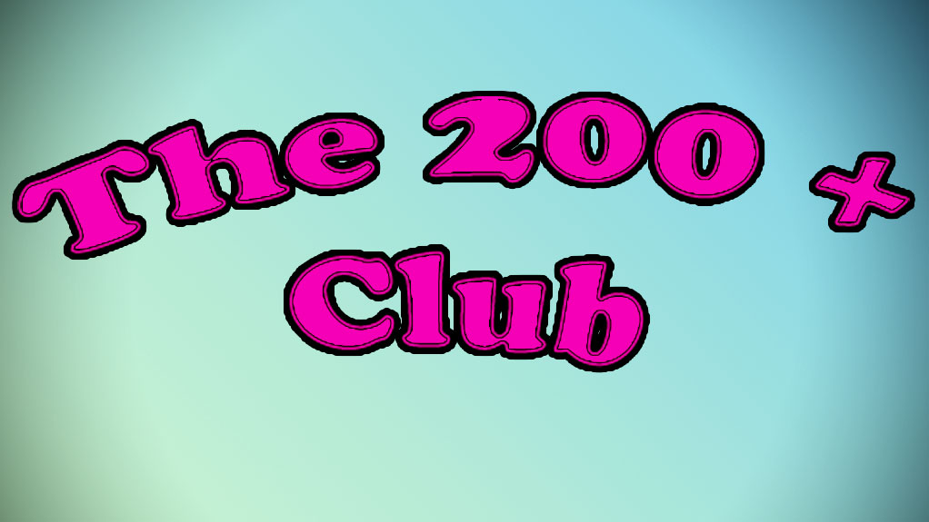200+Club  Lottery Winners January 2021