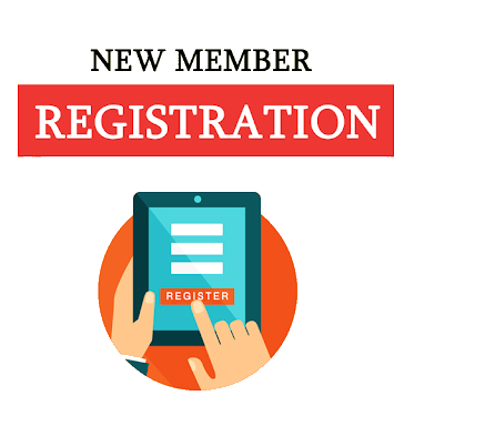 Member registration from 14th May